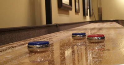 Tampa SOLO® Shuffleboard Installers Image.
