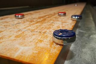SOLO® Shuffleboard Movers Tampa, Florida.