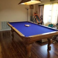 9ft Connelly Billiards Pool Table