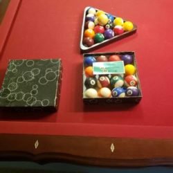 Southern Legacy Pool Table