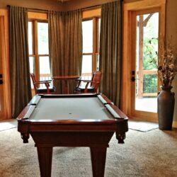 7ft Proline Billiard Table Maple Pristine