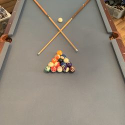 8ft Connelly Billiards Pool Table